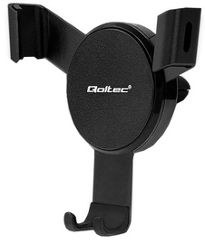 Qoltec Universal Y-C Car Holder Black