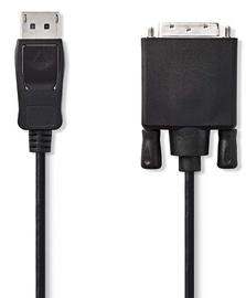 Nedis DisplayPort To DVI Cable 1m Black
