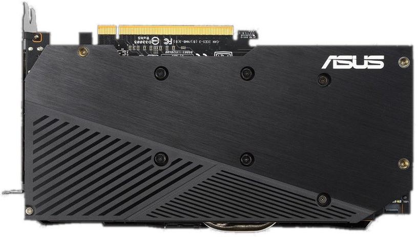 Vaizdo plokštė Asus AMD Radeon RX 5500 XT DUAL-RX5500XT-O8G-EVO 8 GB GDDR6