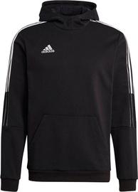Джемпер Adidas Tiro 21 Sweat Hoodie GM7341 Black XL