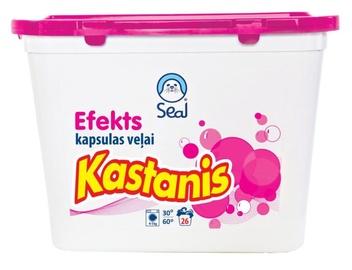 Seal Kastanis Washing Capsules Efekts 26pcs