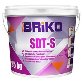 Sikoninis dekoratyvinis tinkas SDT-S 2-B, 25 kg