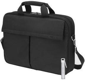 Dicota Toploader Notebook Bag + Power Bank 14-16.6 Black
