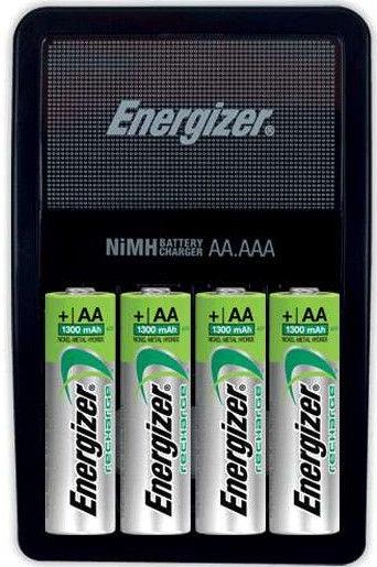 Akumuliatorių kroviklis Energizer