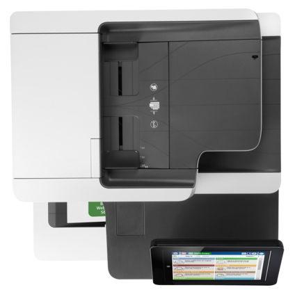 Daugiafunkcis spausdintuvas HP LaserJet Enterprise M577dn, lazerinis, spalvotas