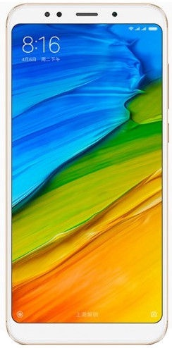 Xiaomi Redmi 5 Plus 4/64GB Dual Gold