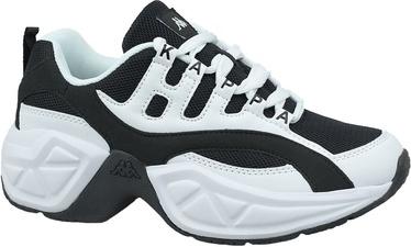 Sieviešu sporta apavi Kappa Overton, balta/melna, 38
