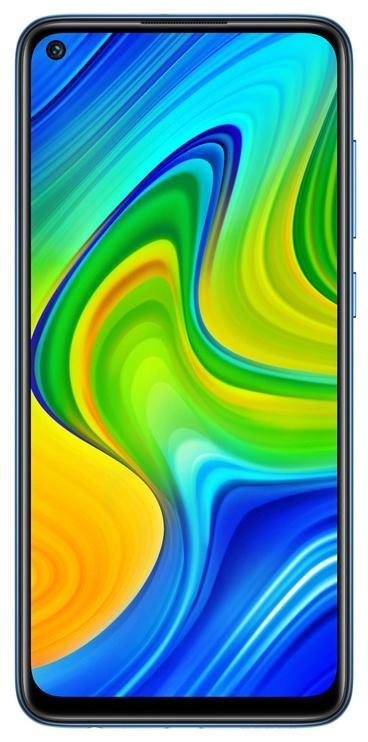 Мобильный телефон Xiaomi Redmi Note 9 2020, серый, 4GB/128GB