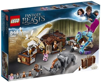 LEGO Harry Potter Newts Case Of Magical Creatures 75952