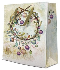 Paw Decor Collection Gift Bag Crystal Baubles 30x41x12cm