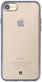 Just Must Mirror Back Cover For Apple iPhone 7 Plus Grey