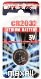 Maxell CR2032 Lithium 3V Tablet Battery