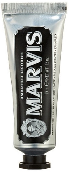 Dantų pasta Marvis Amarelli Licorice 25ml
