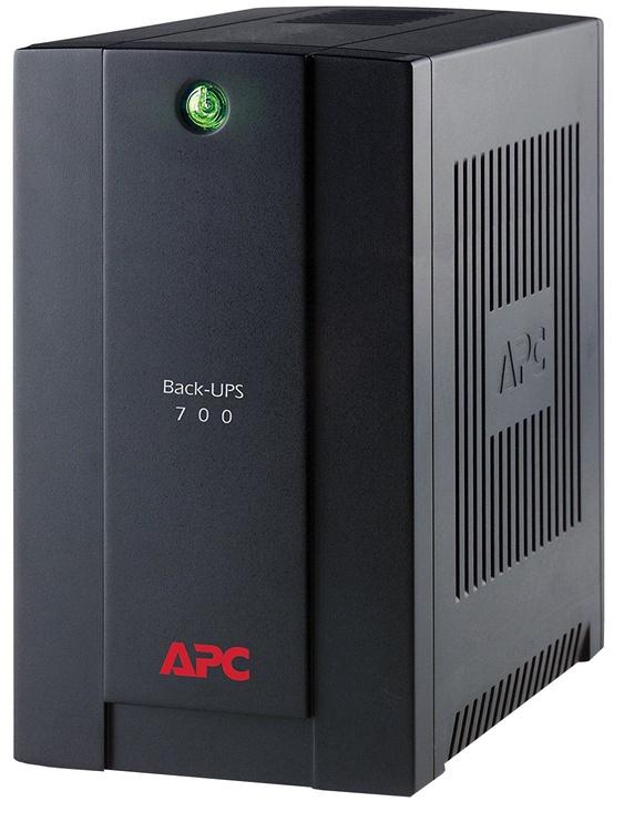 APC BACK-UPS 700VA BX700U-FR