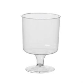 Vienkartinės vyno taurės Papstar, 200 ml, 10 vnt