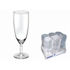 Šampanja klaas Luminarc Opti Ballon, 0.145 l, 6 tk