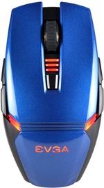 EVGA TorQ X3L Laser Gaming Mouse Blue