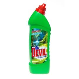 Unitazų valiklis Dr. Devil Natur Fresh 3 in 1, 0,75 l