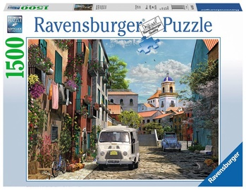 Dėlionė Ravensburger Idyllic South Of France 16326, 1500 dalių