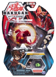 Spin Master Bakugan Basic Ball 1A Dragonoid Red