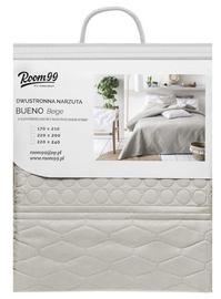 Room99 Bueno Bedspread 220x200cm Beige
