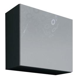 Cama Meble Vigo Square Cabinet Grey/White Gloss