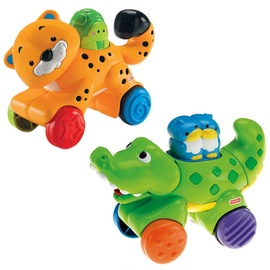Fisher Price Amazing Animals Press & Go N8160