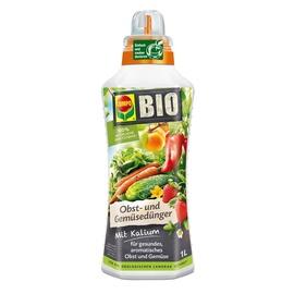 Trąšos daržovėms ir vaisiams Compo Bio, 1 l