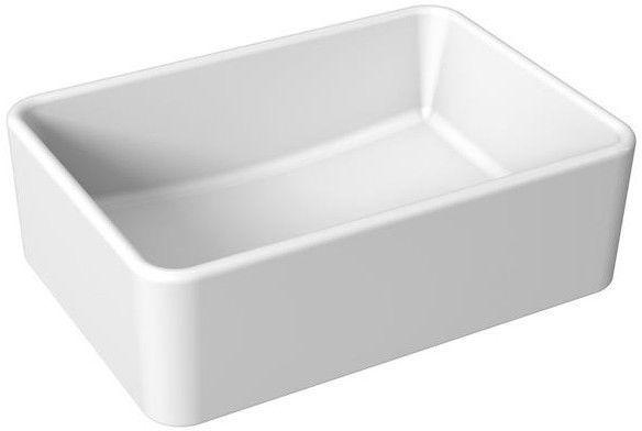 Jika Cubito Pure Basin 500x350mm White