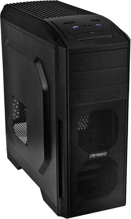 Antec GX500 Mid tower ATX Black 0-761345-15500-7