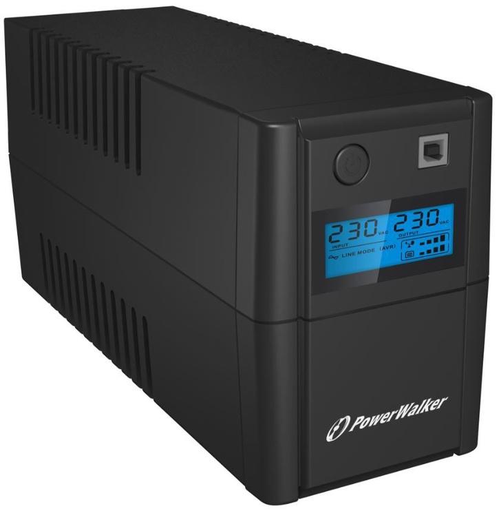 PowerWalker UPS VI 650 SHL FR