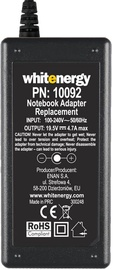 Whitenergy AC Notebook Power Adapter 6.0x4.4mm+Pin 90W