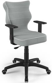 Vaikiška kėdė Entelo Duo Size 5 JS03 Black/Grey, 400x375x1000 mm