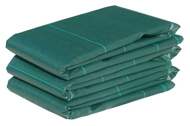 Укрывное полотно, зеленый, 1x5 м