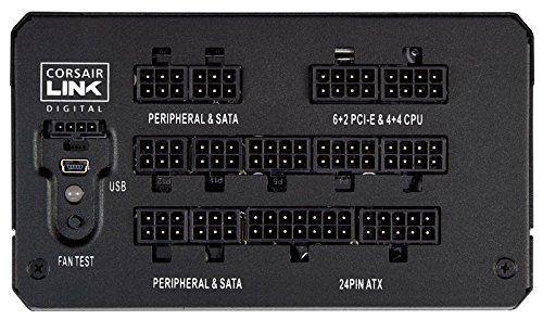 Corsair HX850i PSU 850W ATX 2.4 CP-9020073-EU