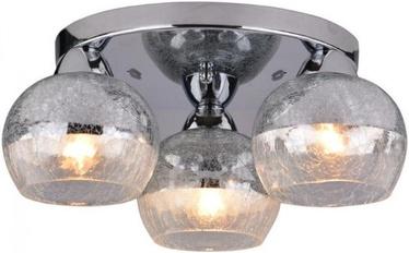 Candellux Cromina 98-55637 Ceiling Lamp 3x60W E27 Chrome