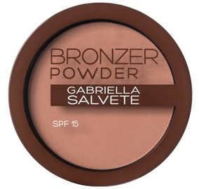 Gabriella Salvete Bronzer Powder SPF15 8g 02