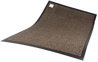 Durvju paklājs Verners Equateur, smilškrāsas, 800x1200 mm