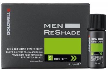 Goldwell Men ReShade Blending Power Shot 4x20ml 4CA