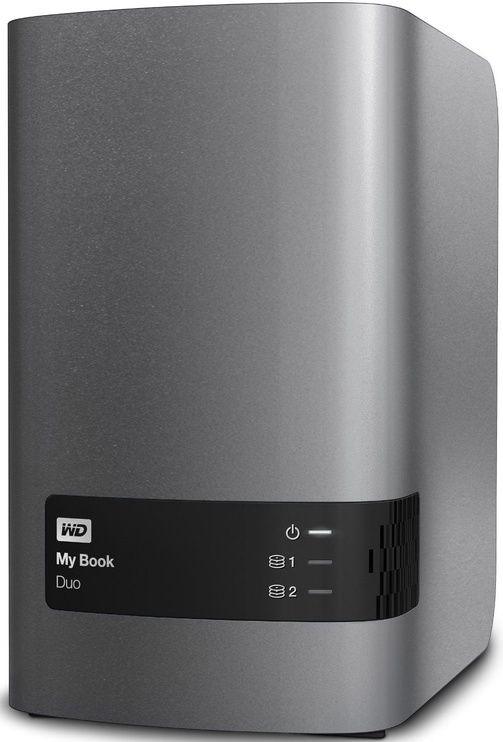 """Western Digital 3.5"""" 20TB My Book Duo RAID Storage USB 3.0"""