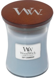 WoodWick Soft Chambray Candle 85g