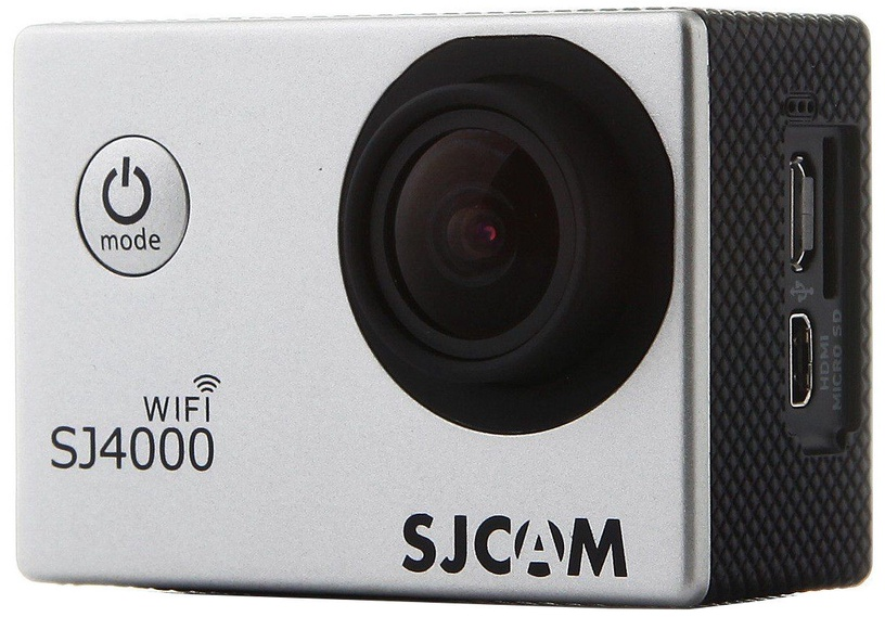 Seikluskaamera Sjcam SJ4000 Wi-Fi Silver