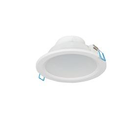 Süvisvalgusti Nectra, 15 W, IP44 LED, valge