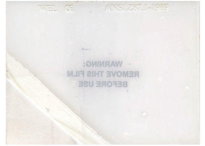 Apsauginis filtras suvirintojo kaukei Vagner WH-CP90110