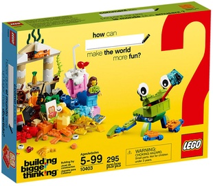 Konstruktor LEGO Classic World Fun 10403