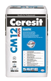 Līme flīžu paaugstinātas elastības Ceresit CM12, 25 kg