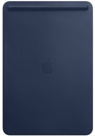 "Apple Leather Sleeve For 10.5"" iPad Pro Midnight Blue"