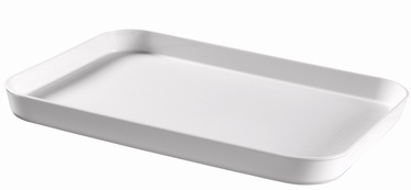 Curver Essential Double Sided Tray 30.8x43x3.5cm Grey