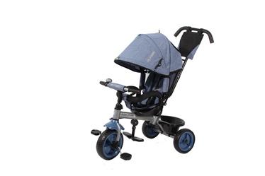 """Vaikiškas dviratis Madej XG7331-T16-8, mėlynas/sidabro, 12"""""""