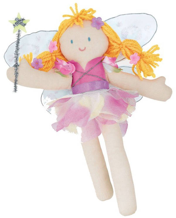 Izšūšanas komplekts 4M Princess Doll Making Kit 00-02746